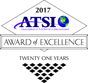 Award Winning Service for 21 Years